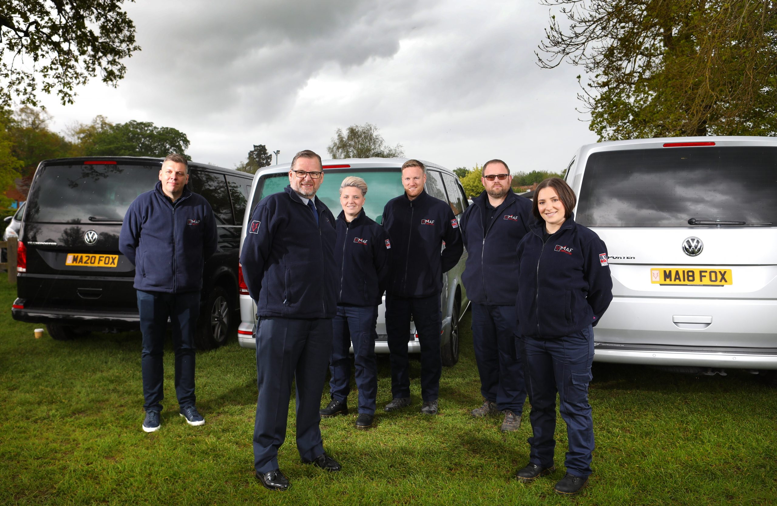 MAF Associates fire risk assessment and consultancy team