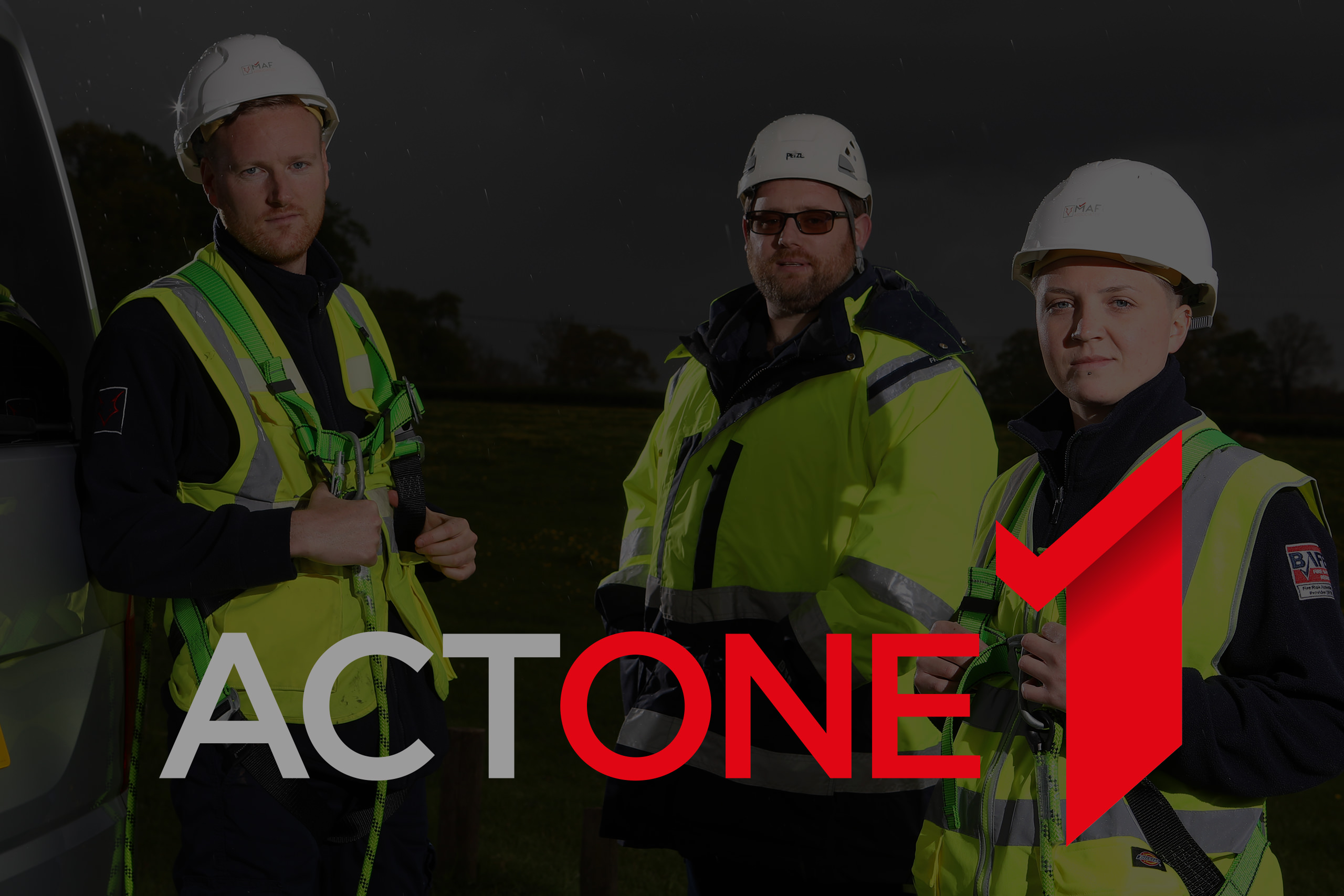 Act One Fire safety service